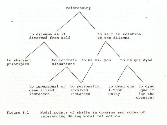 ethical concepts and self moral development Stages of moral development according to kohlberg stages of moral development by lawrence kohlberg (1971) i pre-conventional level at this level, the child is responsive to cultural rules and labels of good and bad, right or wrong, but he interprets the labels in.